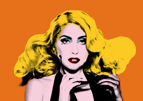 lady-gaga-pop-art