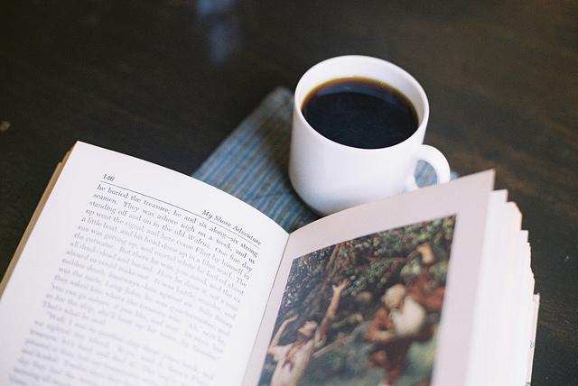 livre-café