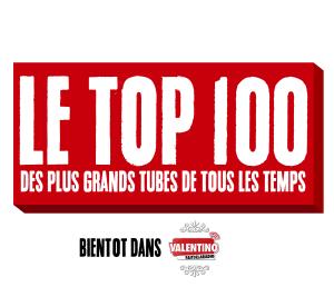 Le TOP 100 dans la dernière émission de VFDLR.