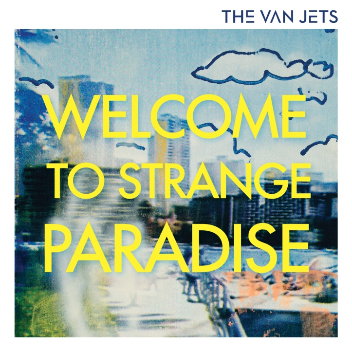 "L'album : ""Welcome to strange paradise"""