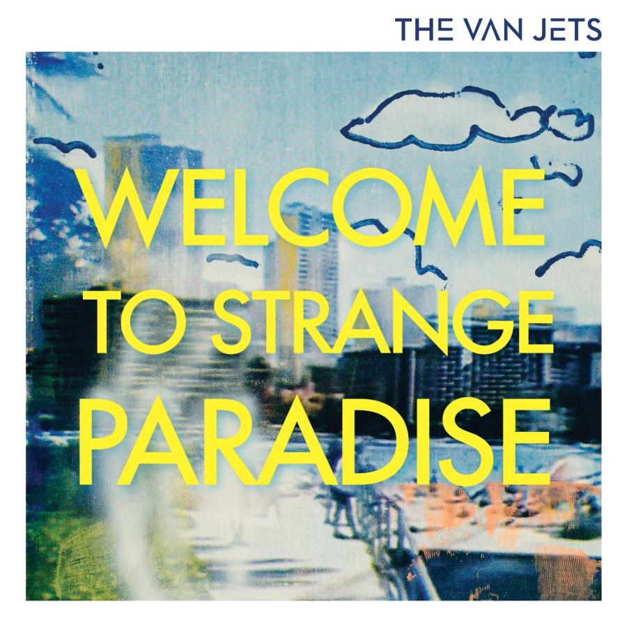 "L'album : ""Welcome to strange paradise"""