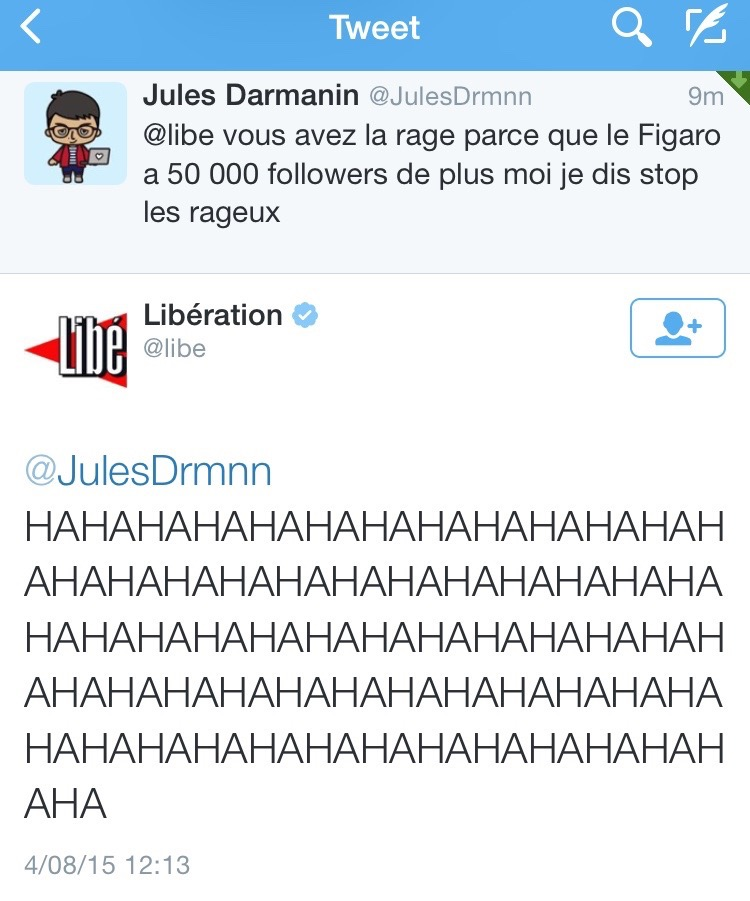 Tweet libération figaro 3